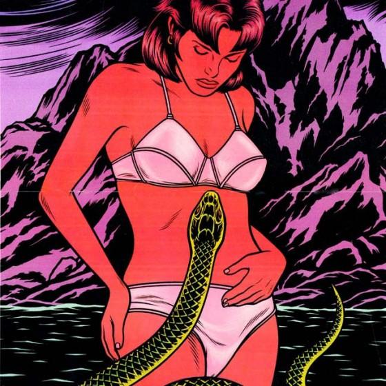 Charles Burns Black Hole, Cover #7 (4)