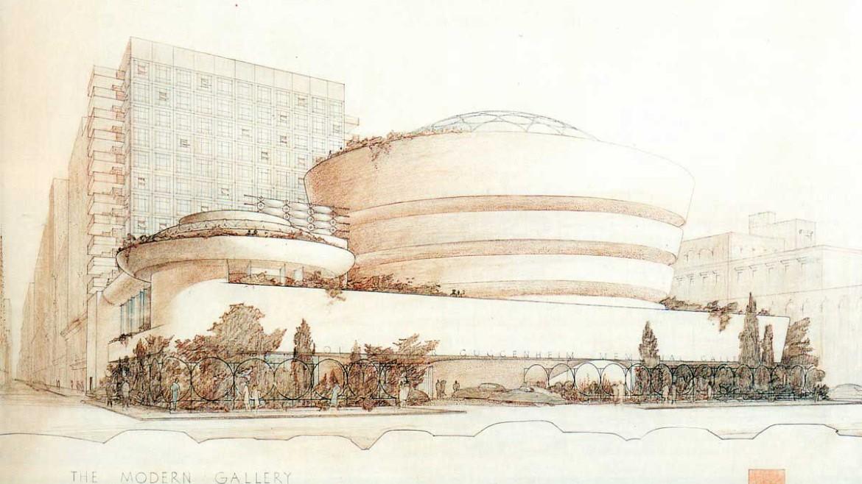 """Frank Lloyd Wright, """"Guggenheim"""""""