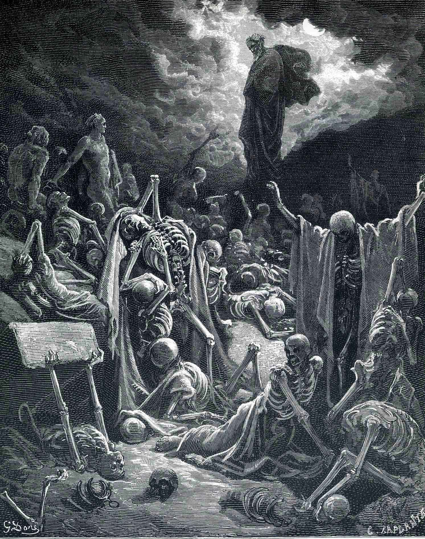 gustave dore Archives | Lines & Marks