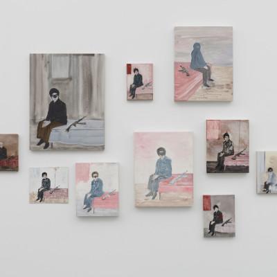 """""""Forgotten Terrorists"""", 2008-2011 (Leila Khaled)"""