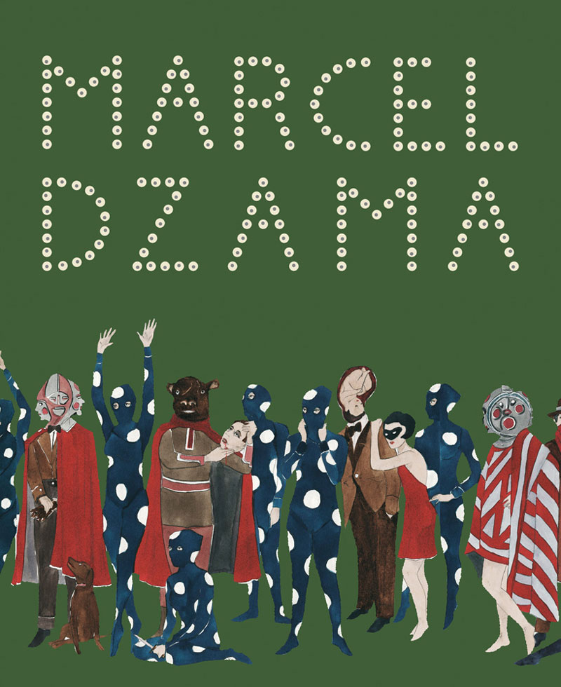 "Marcel Dzama, ""Sower of Discord."" (Abrams Books, 2013)"