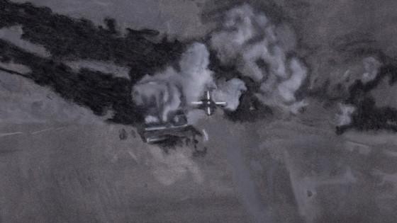 Romeo Alaeff, Drone Strike, Life During Wartime