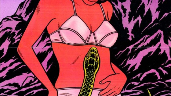 Charles Burns Black Hole, Cover #7 (4)