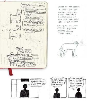 "Anders Nilsen, ""Poetry is Useless."" (Drawn & Quarterly, 2015)"