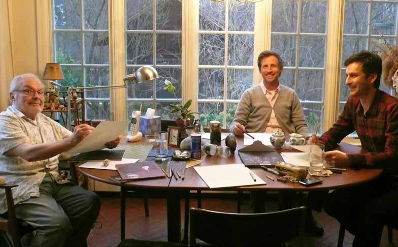 Maurice Sendak, Spike Jonze, and Marcel Dzama, 2011