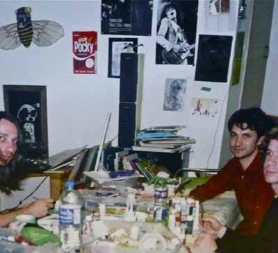 The Royal Art Lodge. Neil Farber, Marcel Dzama, and Michael Dumontier. (2002)