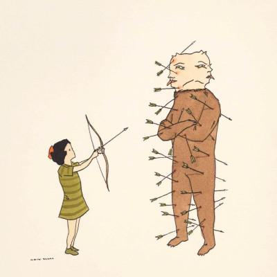 "Marcel Dzama, ""Untitled."" (2000)"